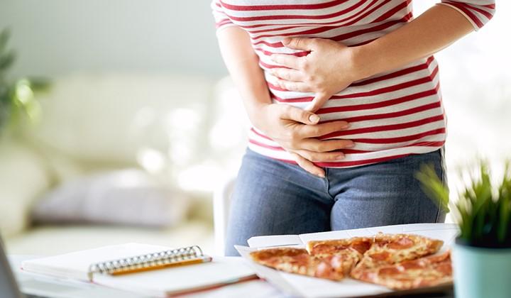 Bauchschmerzen nach dem Essen: Ursachen & Linderung